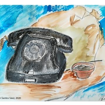 TELEFONO BENJI SANTOS
